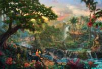Jungle Book  (White Frame)