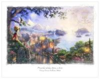 Disney Sketches Pinocchio Wishes Upon a Star