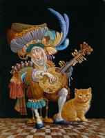 Serenade For an Orange Cat