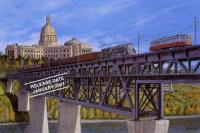 Legislative Building and High Level Bridge