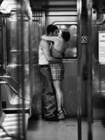 Subway Kiss