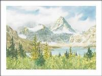 Mt. Assiniboine - Summer